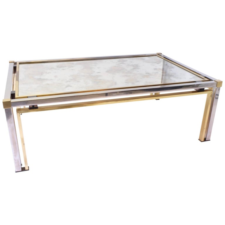 Coffee Table by Rome Rega For Sale