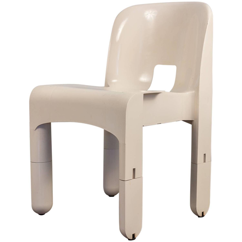 Joe Colombo Pre Production Universale Chair