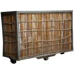 Bamboo Factory Trolley