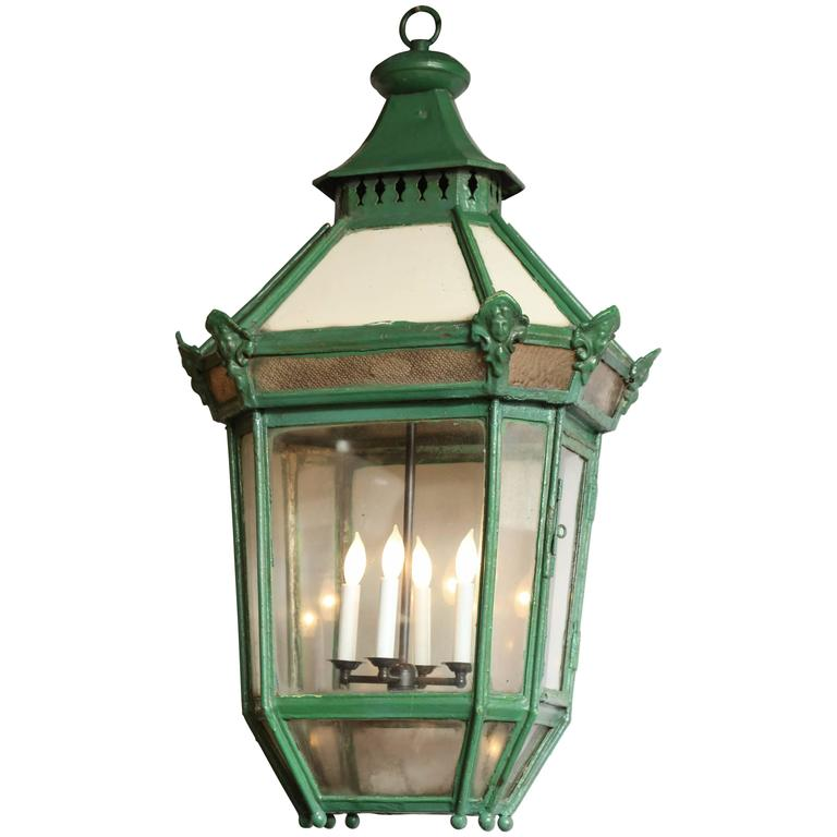 19th Century Exterior Lantern from England 1