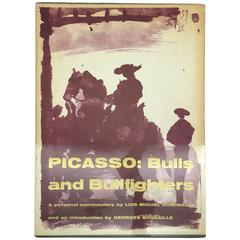 Picasso, Bulls and Bullfighters, Toros y Toreros Book 1961