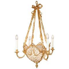 Romantic Fin De Siecle Pendant Lamp