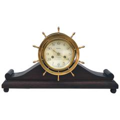 Waterford Ships Bell Clock No. 11 1915