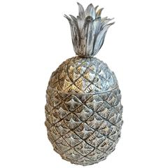 Pineapple Ice Bucket by Mauro Manetti, Italy