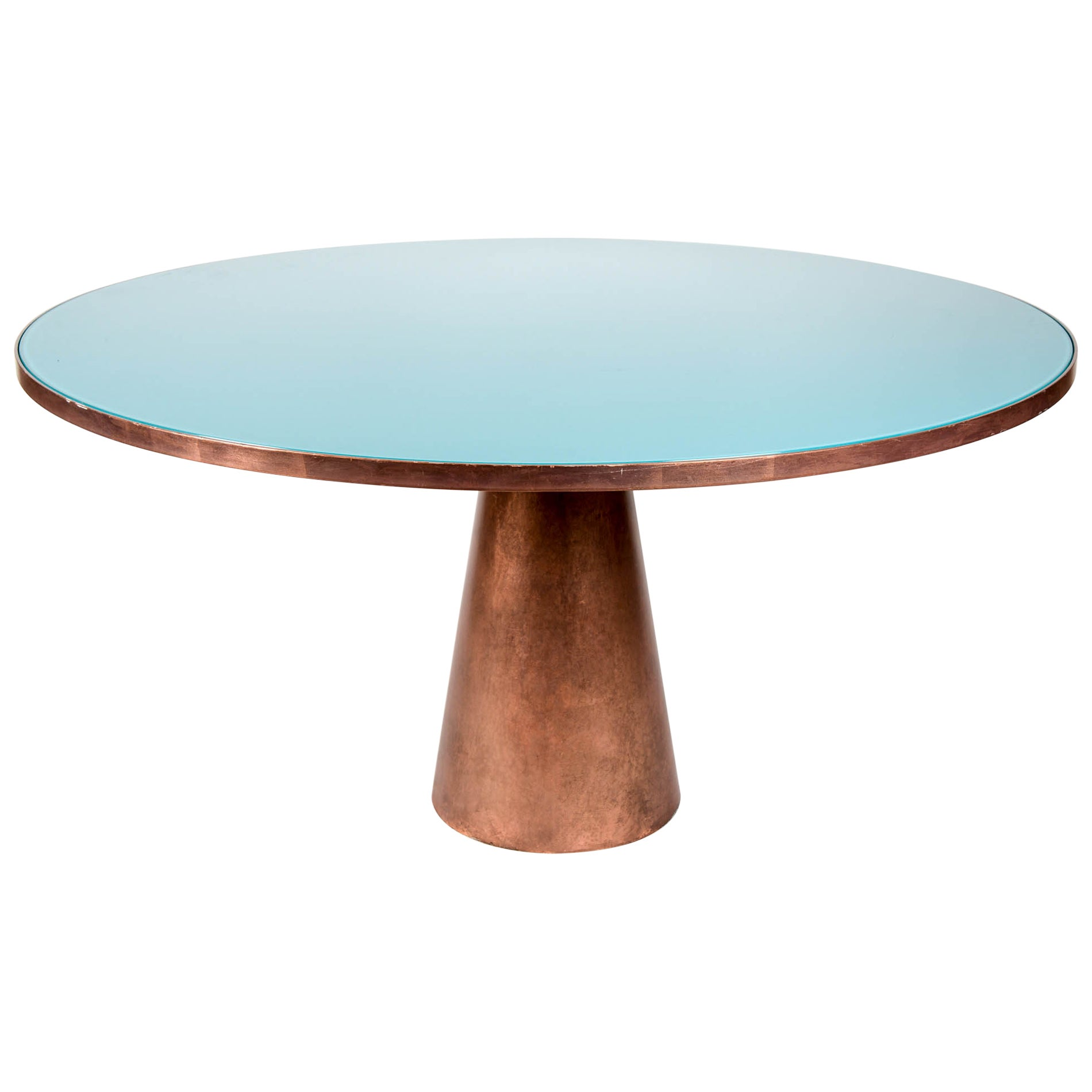Round table at cost price.