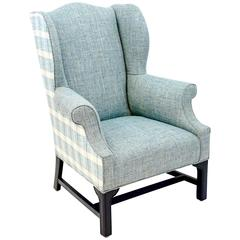 Hepplewhite Wing Chair