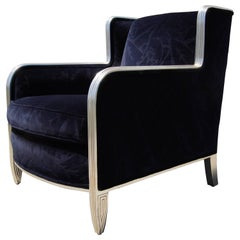 Deco-Style Club Chair by Interior Crafts