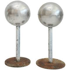 Vintage Sculptural Orbs