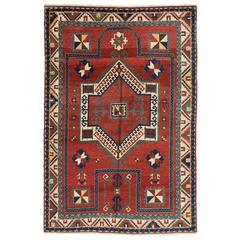 Antiker kasachischer Fachralo-Teppich