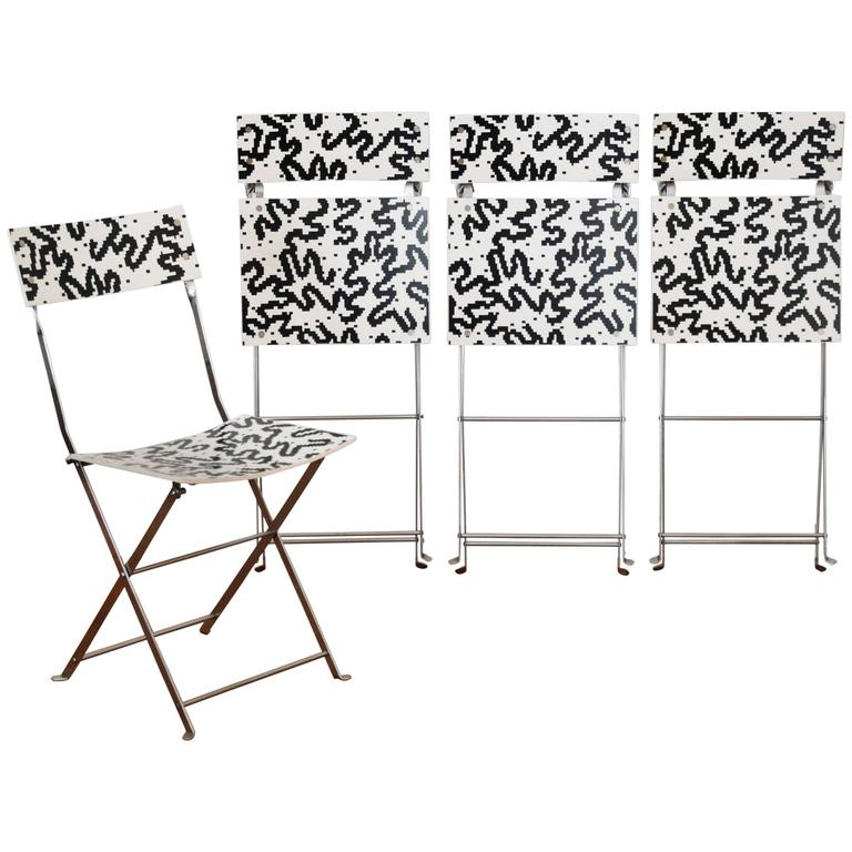 """""""Atalia"""" Chairs by Alessandro Mendini"""