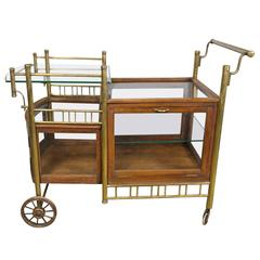Rockhausen Bar or Pastry Cart, circa 1930