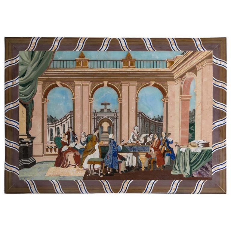 Recital in Pietra Dura