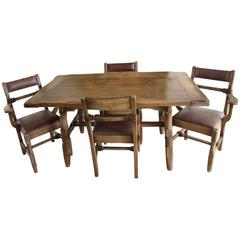 Coronado Dining Table and Chairs