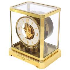 Jaeger-LeCoultre Brass Atmos Clock