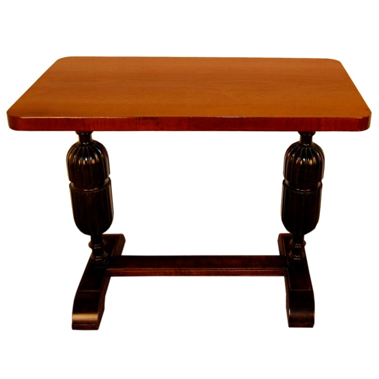Swedish Art Deco End or Side Table