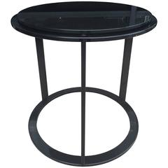 """Mera"" Side Table by Antonio Citterio for B&B Italia"