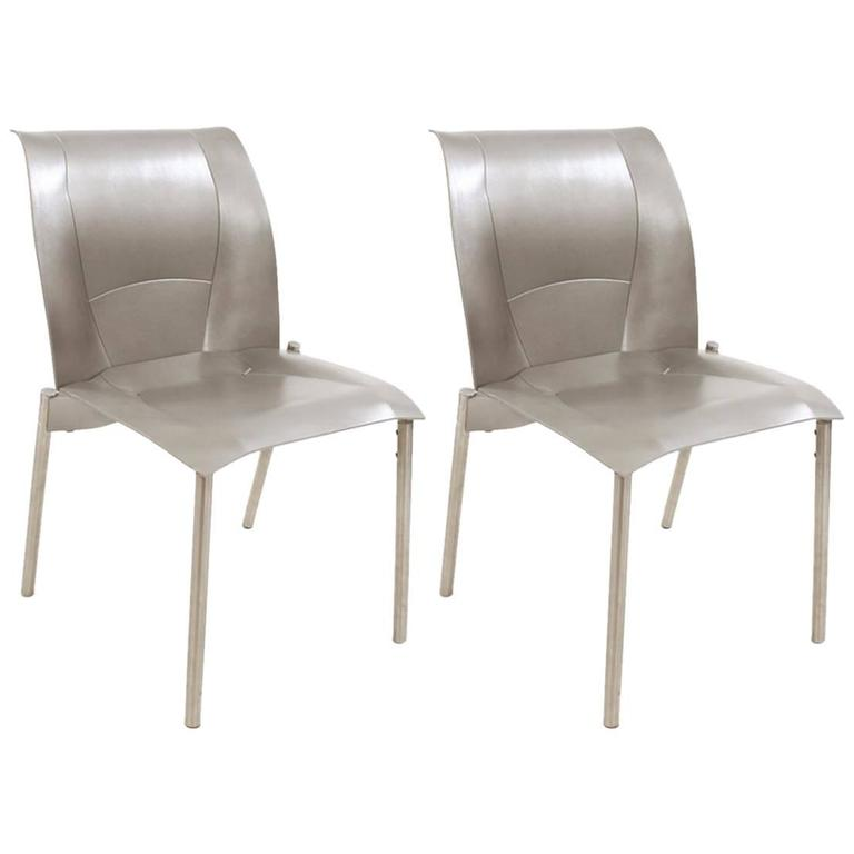Vintage Knoll Frank Gehry Fog Chairs For Sale At 1stdibs