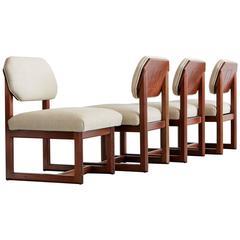 Frank Lloyd Wright Game Chairs