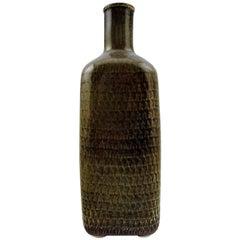 Large Stig Lindberg, Gustavberg Studio Pottery Vase