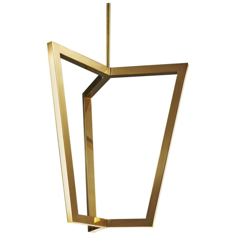 Triptyx (Brass or Stainless Steel) by Christopher Boots
