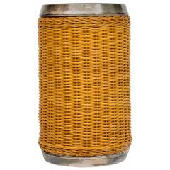 Gucci Wicker Wine Cooler