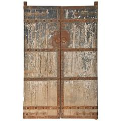 Pair of Medieval Doors