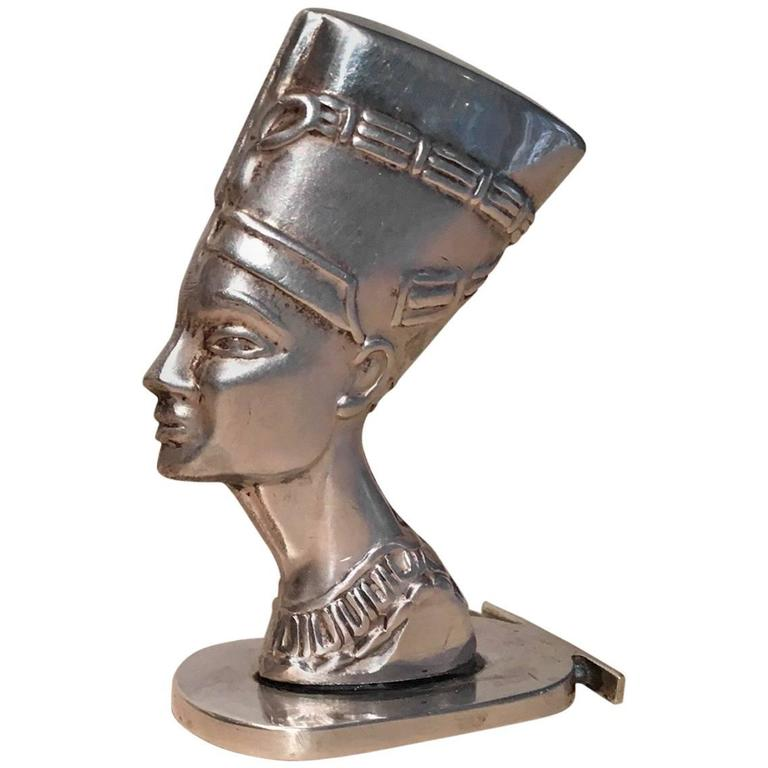 Sterling Silver Nefertiti