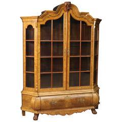 20th Century Dutch Bookcase