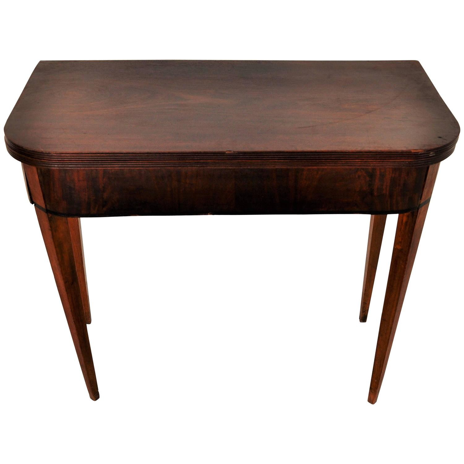 Hinged Art Deco Game Table and Console at 1stdibs : 5044273z from www.1stdibs.com size 1500 x 1500 jpeg 84kB