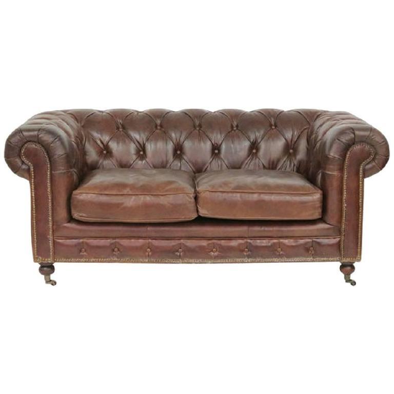 Chesterfield sofa, 20th century