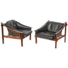 Beautiful Pair of Jean Gillon Armchairs