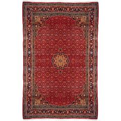 Semi Antique Persian Rug from Bidjar Mid-Century