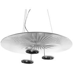 Artemide Droplet LED Suspension Lamp by Ross Lovegrove
