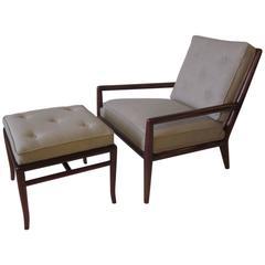 Gibbings for Widdicomb Lounge Chair and Ottoman