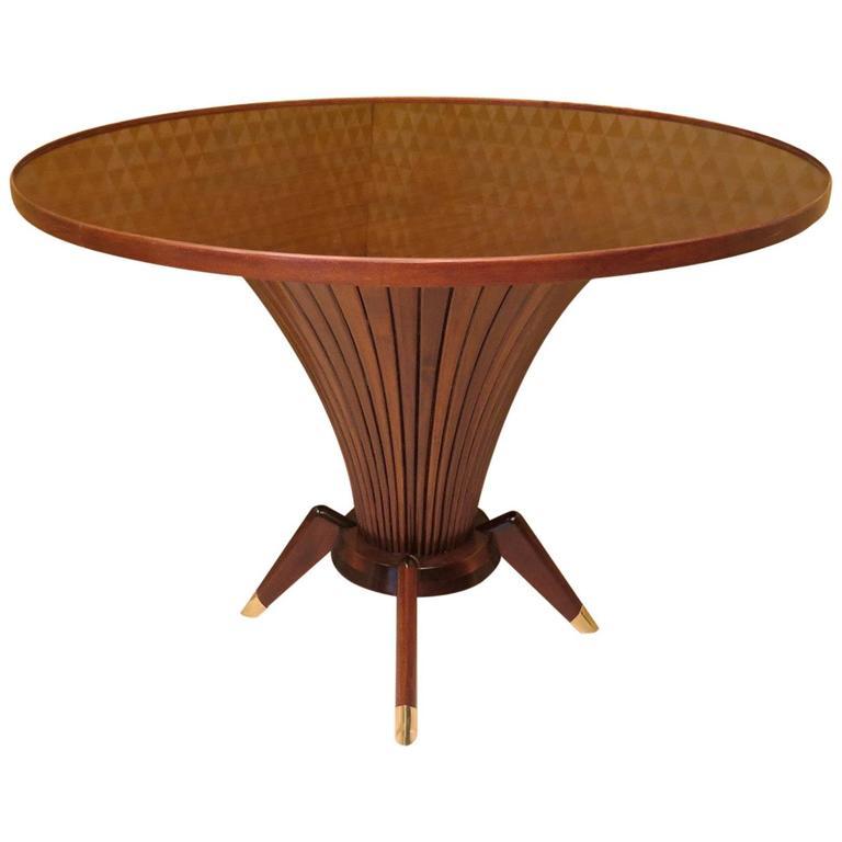 Italian 1950s Center Table 1