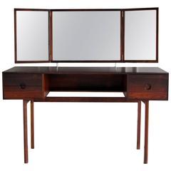 Aksel Kjersgaard, Rosewood Vanity Table