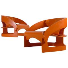 Joe Colombo 4801 Chairs