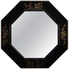 1940s Octagonal Mirror