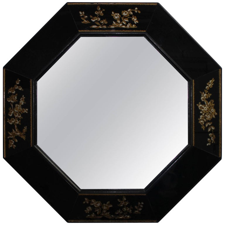1940s Octagonal Mirror For Sale