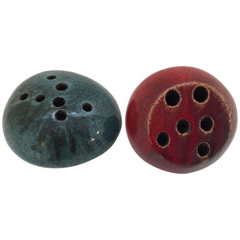 Renato Bassoli Ceramic Vases For Sale