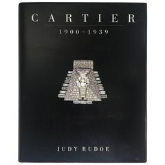 """""""Cartier 1900-1939 – Judy Rodoe"""" Book"""