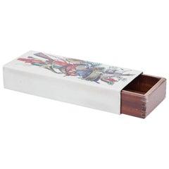 Old Piero Fornasetti Box 'L'