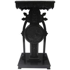 Aesthetic Movement Pedestal