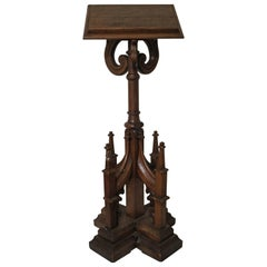 19th Century Wooden Lectern