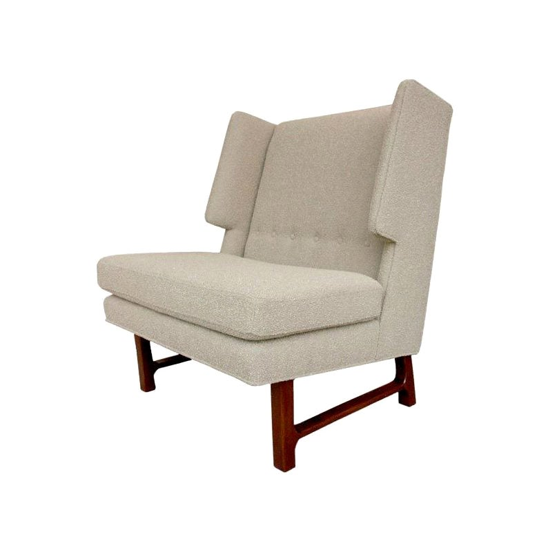 Mid Century Style Wing Chairs by Lost City Arts