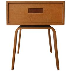 1950s Clifford Pascoe End Table or Nightstand