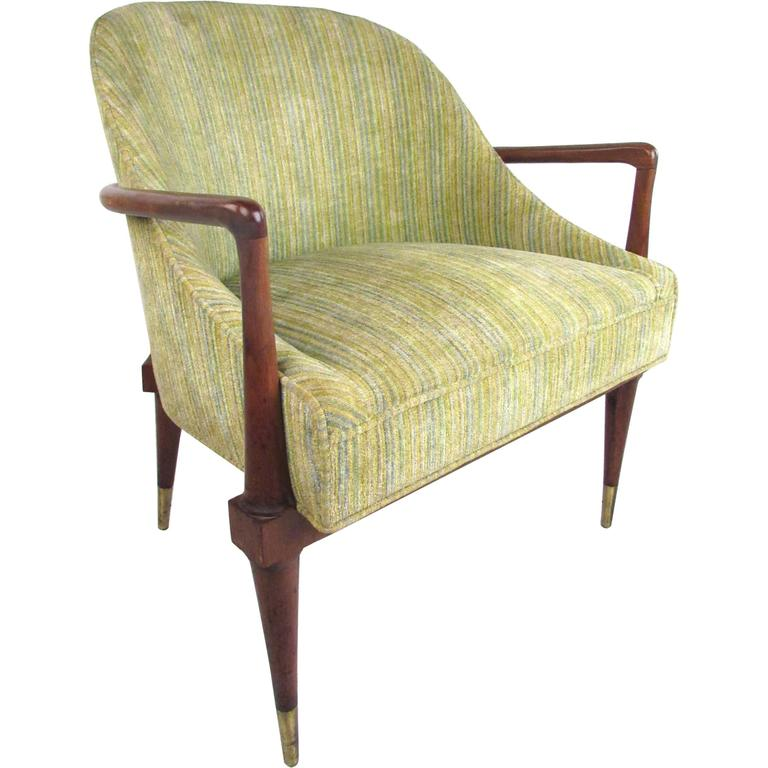 Vintage Armchair in the Style of Adrian Pearsall