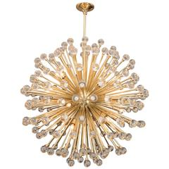 Murano Glass Ball Sputnik Chandelier