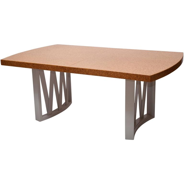 Cork Top Dining Table by Paul Frankl