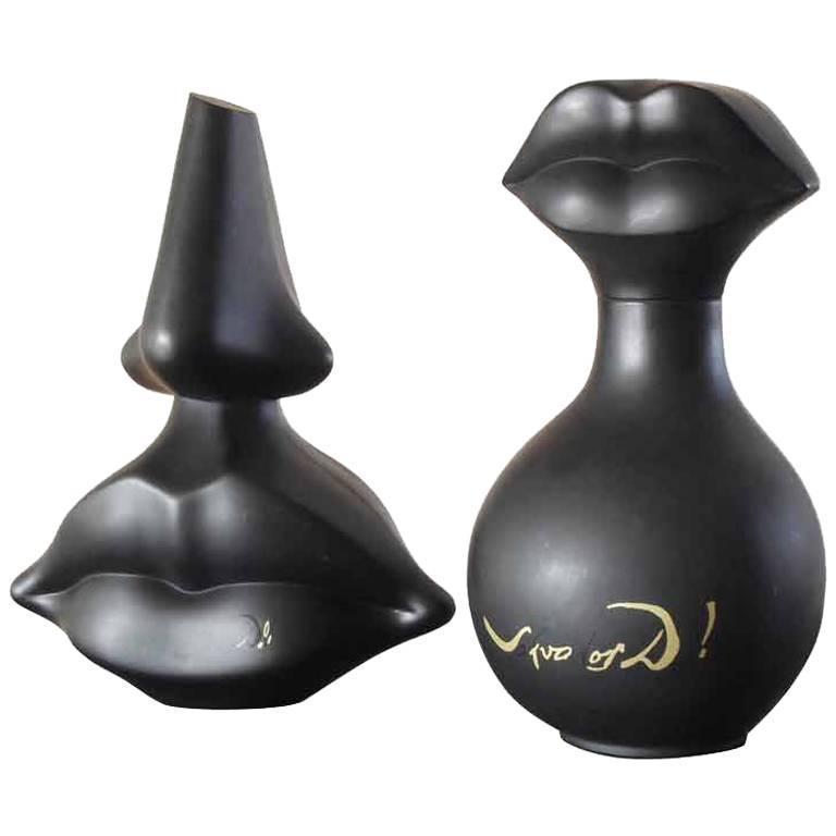 "Pair of Salvador Dali ""Aphrodite"" Sculptures"